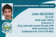 Delacraz-Instructor